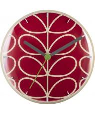 Orla Kiely OK-WCLOCK04 Reloj de vástago lineal