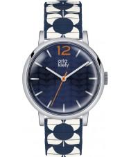 Orla Kiely OK4057 Las señoras pop reloj pulsera multicolor expansor