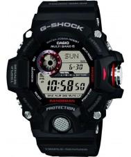 Casio GW-9400-1ER Mens superiores de g-choque de radio de triple sensor controlado reloj alimentado por energía solar