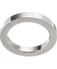 Edblad 3153441980-M Materia damas anillo de acero delgado - tamaño p (m)