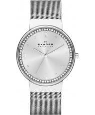 Skagen SKW2152 Damas klassik reloj de malla de plata
