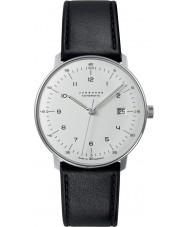 Junghans 027-4700-00 Max Bill reloj automático negro