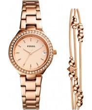 Fossil ES4337SET Señoras reloj blane