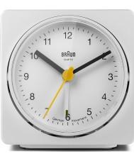 Braun BNC011WHWH reloj despertador blanco