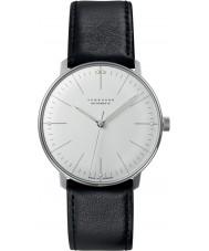 Junghans 027-3501-00 Max Bill reloj automático negro