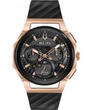 Bulova 98A185 Mens progresivo curv reloj