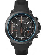 Timex T2P272 Para hombre reloj cronógrafo lineal Serie T negro