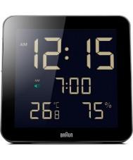 Braun BNC014BK reloj de pared