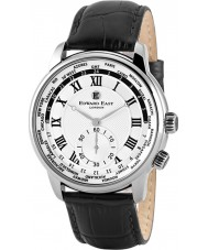 Edward East EDW1960G18 Reloj para hombre de la correa de cuero negro