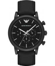 Emporio Armani AR1970 Reloj para hombre del cronógrafo clásico negro