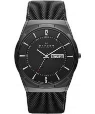 Skagen SKW6006 Mens Aktiv reloj negro de malla