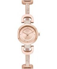 DKNY NY2752 Reloj de enlace de ciudad de señoras