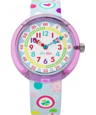 Flik Flak FBNP064 bunchy reloj multicolor de azúcar niñas