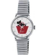 Radley RY4219 Las señoras se extienden reloj expansor de acero de plata
