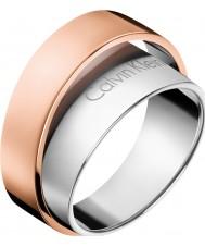 Calvin Klein KJ5ZPR200107 Las mujeres unen el anillo