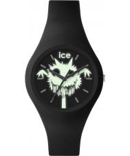 Ice-Watch 001446 Hielo-fantasma exclusivo reloj de correa de silicona negro