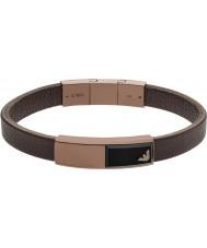 Emporio Armani EGS2340200 pulsera para hombre