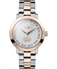 Vivienne Westwood VV152SRSSL Señoras reloj bloomsbury