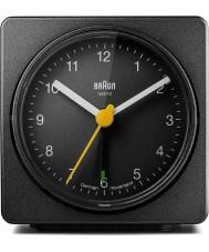 Braun BNC011BKBK reloj de alarma negro