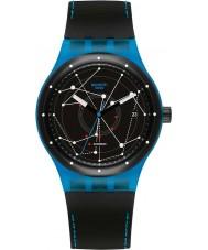 Swatch SUTS401 Sistem51 - Sistem reloj automático azul