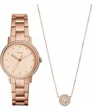 Fossil ES4330SET Ladies neely watch set de regalo
