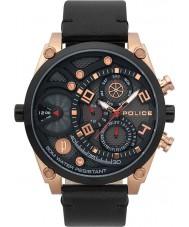 Police 15381JSRB-61 Reloj de vigor masculino