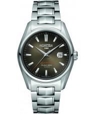 Roamer 210633-41-02-20 Reloj para hombre pulsera de acero de plata Searock