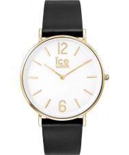Ice-Watch 001516 City-Tanner exclusivo reloj de la correa de cuero negro