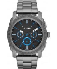 Fossil FS4931 reloj cronógrafo de humo de la máquina para hombre