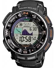 Casio PRW-2500-1ER Mens Pro Trek de triple sensor de reloj solar resistente