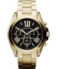 Michael Kors MK5739 Damas Bradshaw reloj cronógrafo de oro tono