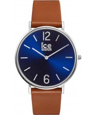 Ice-Watch 001520 City-Tanner exclusivo reloj de la correa de cuero marrón