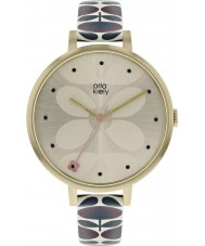 Orla Kiely OK2190 Reloj de hiedra para mujer