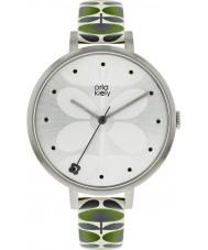 Orla Kiely OK2191 Reloj de hiedra para mujer