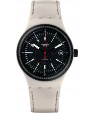 Swatch SUTM400 Sistem51 - reloj automático crema sistem