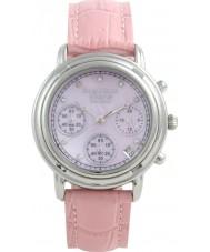 Krug-Baumen 150572DL Las señoras reloj cronógrafo principio de diamante