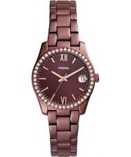Fossil ES4320 Reloj de mujer scarlette
