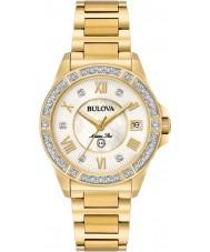 Bulova 98R235 Reloj de la estrella marina de las señoras