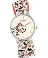 Radley RY2401 Señoras de la calle de flota de cuero correa de reloj rubio