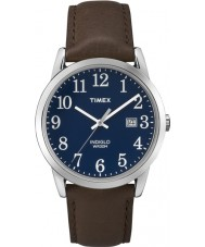 Timex TW2P75900 Reloj para hombre marrón azul Easy Reader