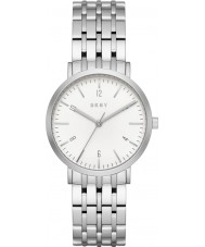 DKNY NY2502 Las señoras de plata Minetta reloj de pulsera de acero