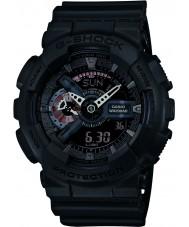 Casio GA-110MB-1AER Mens G-SHOCK reloj de correa de resina de color negro mate