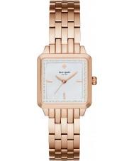 Kate Spade New York KSW1132 Señoras de Washington Square chapado en oro rosa reloj pulsera