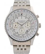 Krug-Baumen 600301DSA Reloj automático de diamantes para viajeros aéreos