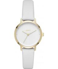 DKNY NY2677 Reloj modernista para damas