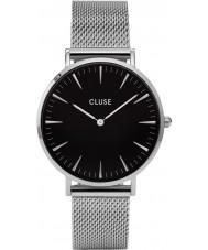 Cluse CL18106 reloj de malla de la boheme damas