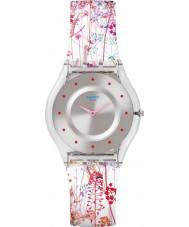 Swatch SFE102 Señoras de la piel - Reloj de jardin fleuri