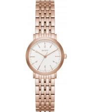 DKNY NY2511 Señoras Minetta aumentaron reloj pulsera de acero de oro