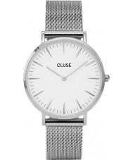 Cluse CL18105 reloj de malla de la boheme damas