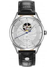 Roamer 550661-41-22-05 Reloj para hombre de la correa de cuero negro matic suizo